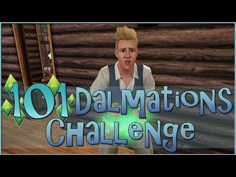 Birth of Our Alien Baby!!    Sims 3: 101 Dalmatians Challenge  - Episode #62