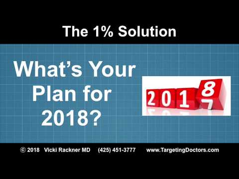 What's Your Plan for 2018?