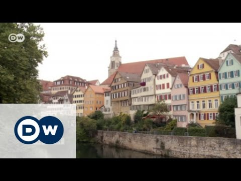 Tübingen: Half-timbered houses and students | Check-in