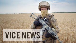 On the Frontlines of Ukraine