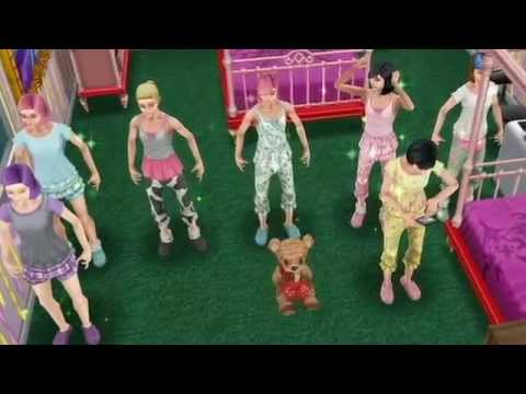 Sims FreePlay - Who Run The World [Teens And Adults Video]