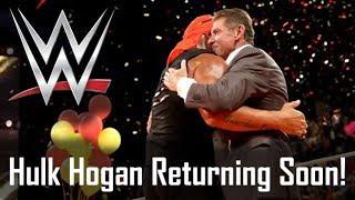 Breaking News: Hulk Hogan Returning to WWE in 2017! (Hulk Hogan WWE Return Revealed)