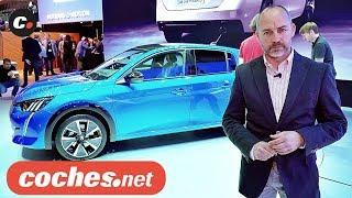 Peugeot 208 y e-208   Salón de Ginebra 2019 en español   Coches eléctricos   coches.net