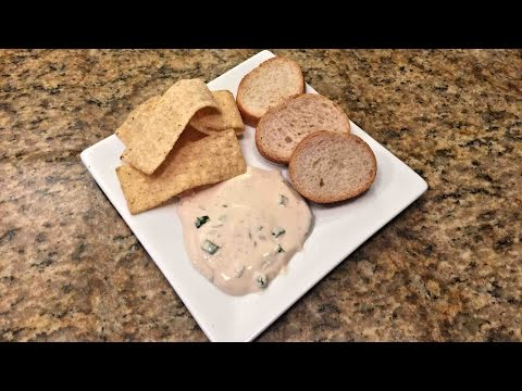 Crock Pot French Onion Dip – Super Bowl – Lynn's Recipes