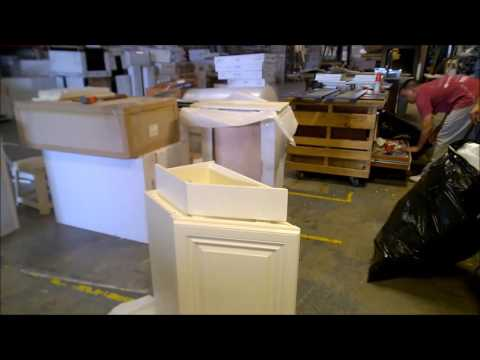 How to Assemble Angle Cabinet BEA12