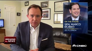 Senator Marco Rubio on who will benefit from the stimulus bill