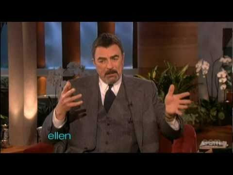 Tom Selleck (Ellen)