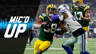 Packers vs. Cowboys Divisional Round Mic