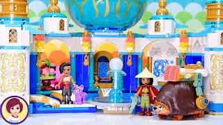 Raya and the Heart Palace - Lego Disney Princess Build \u0026 Review
