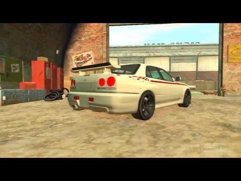 GTA IV - Nissan Skyline ER34 Nismo Z Tune