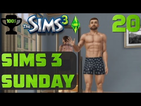 First Steps of an Illustrious Author - Sims Sunday Ep. 20 [Completionist Sims 3 Playthrough]