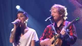 Ed Sheeran  Christina Perri  Be My Forever  91515