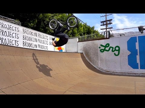 HOW TO FAKIE FRONTFLIP WITH DYLAN STARK