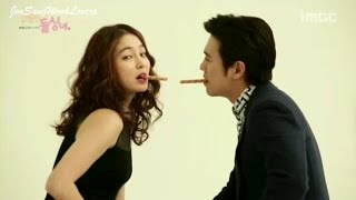 Joo Sang Wook & Lee Min Jung - CSL Postershoot