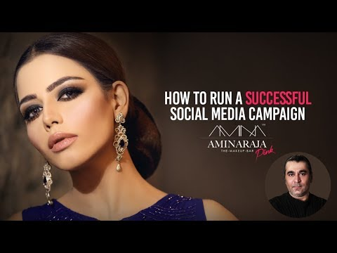 How to run a Successful Social Media Marketing Campaign in Pakistan!