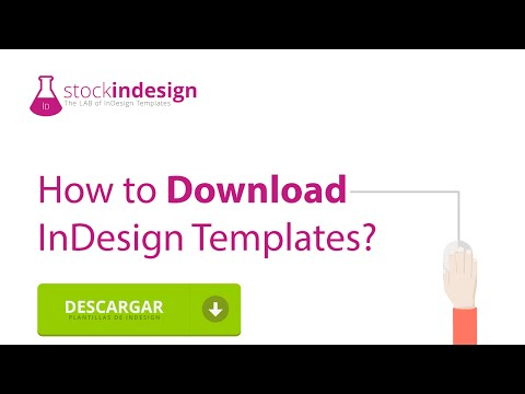 How to Download InDesign Templates