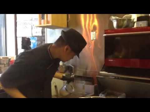 Chef Nakamura Ramen Lab Shake