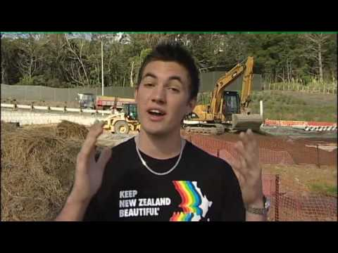 Working in New Zealand 5 - Sports Turf Management, Pharmacy Technician, Road Building - JTJS1 EP5