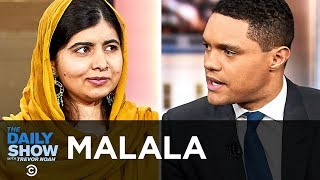 "Malala Yousafzai - Helping Refugee Girls with ""We Are Displaced"" & Malala Fund 