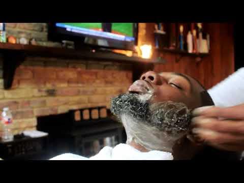 Beard Wash Demo (THE VIP GROOMING STUDIO)