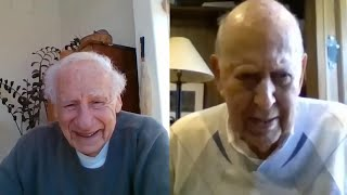 Carl Reiner Virtually Watched TV With Mel Brooks