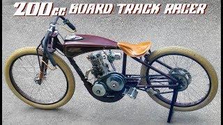 Petrograd 200 Board Track Racer 08082015