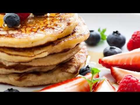 Pancake Made in Amazing Way - Apes Pancakes (old fashioned pancakes)