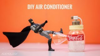 How to Make an Air Conditioner - SUPER EASY!