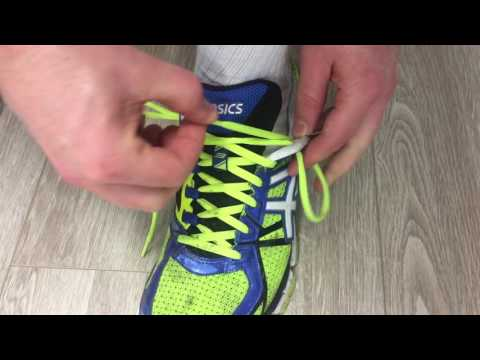 Day -46: How To Tie Your Shoes To Stop Shin Splints.