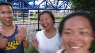 Cedar Point Vlog