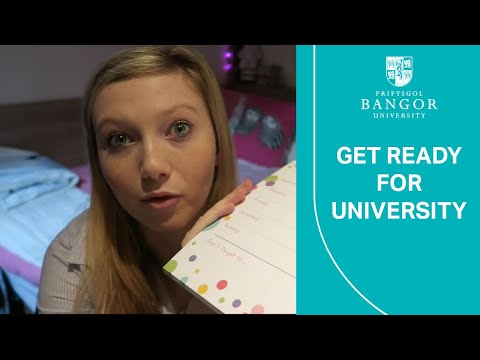 Get Ready for University