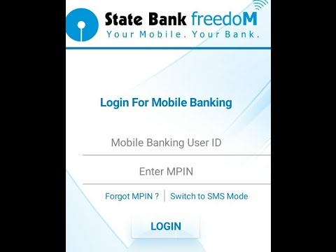How to transfer money using IMPS |State Bank Freedom | SBI