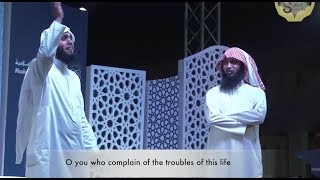 I CRIED 50 SECONDS INTO THIS VIDEO - SO BEAUTIFUL - Nayef Al Sahafi & Mansur Al Salimi