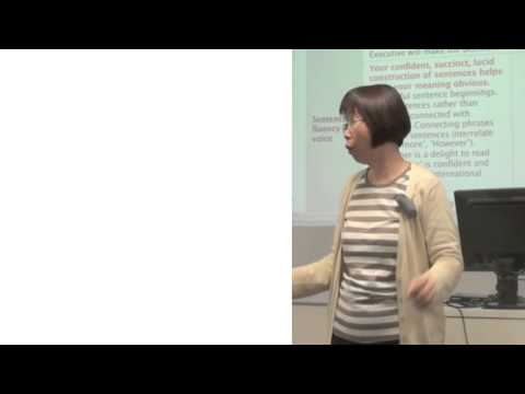 Developing professional writing using the six trait rubric