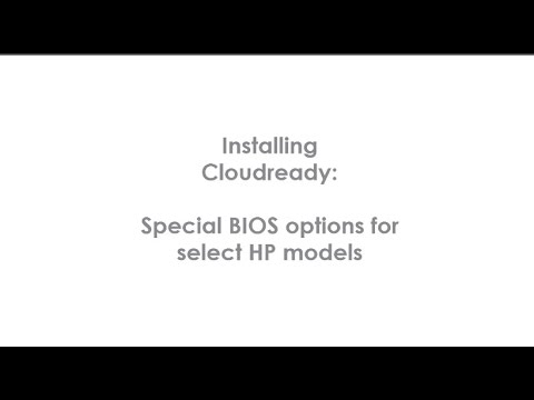 Installation Hp Full Uefi Install