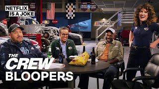 The Crew Season 1 Blooper Reel   Netflix Is A Joke