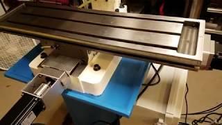 Centroid CNC Acorn installed on Dyna Myte DM2400 - PakVim
