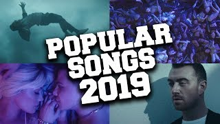 Top 50 Most Popular Songs of 2019 (until April)