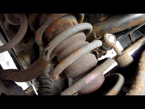 How to Check if Your Shock Absorbers are Worn or Damaged