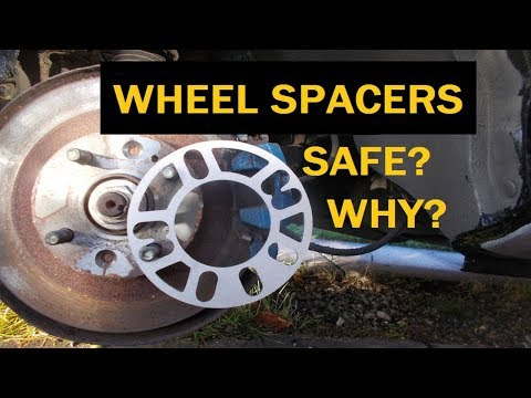 Wheel Spacers: Why? And are they safe?