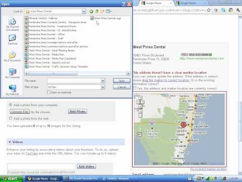 Get on Google Maps - How To Verify Your Google Places Listing