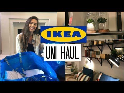 IKEA Shopping Uni Haul & VLOG 2017