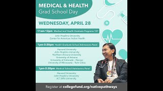 Medical And Health Graduate Programs 101 - American Indian College Fund