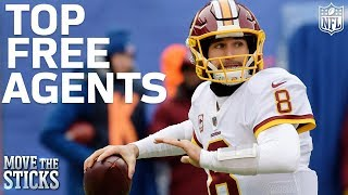 Top NFL Free Agents in 2018 & Which Teams They Will Go To   Move the Sticks   NFL