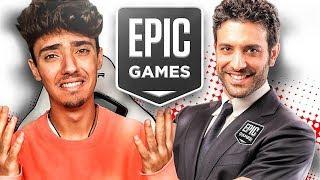 AYÚDAME EPIC GAMES...