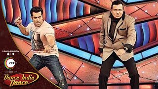 Salman Khan and Mithun Da Challenge Raghav's Slow Motion - DID L'il Masters Season 2