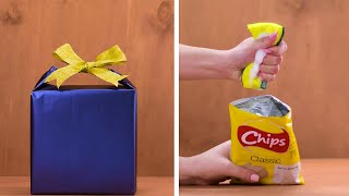 15 Amazing Gift Wrapping Hacks to Try This Holiday Season! Blossom