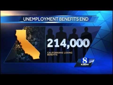 214,000 Californians lose unemployment benefits