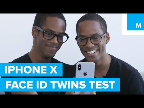 Is the iPhone X's Facial Recognition Twin Compatible?