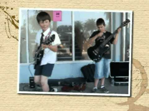Mount Main Street Busking Festival 2010 promo, part 1, juniors, Josh Guinness